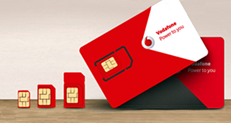How to Get Duplicate SIM Card in Vodafone